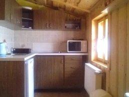 Kuchyňa s posedením 2 izb. apartmánu